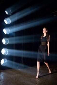 The Prettiest Pics From Fashion Week So Far// beautiful lighting