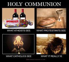 Catholicism vs protestantism yahoo dating
