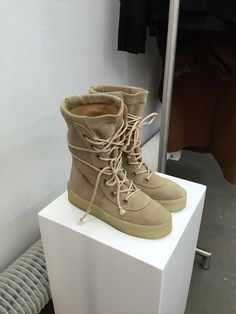 30fedfe8 Among the highlights of Kanye West's Yeezy Season 2 presentation at New  York fashion week last month was the appearance of his next adidas Yeezy  silhouette, ...