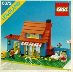 This amazing website has over 1000 instruction manuals available for FREE to view online or download! Get creative with your child's lego collection and make something new and exciting!!