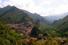 Il Terrazzo Italiano, Orsomarzo in Calabria, Italy