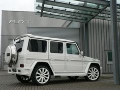 mercedes g wagon white | Email This BlogThis! Share to Twitter Share to Facebook