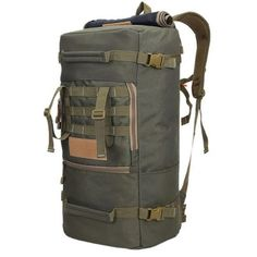 6ce7d6dd89 Army Green Tactical Backpack