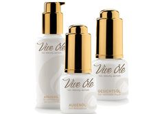 Gesichtsöl - Augenöl - Körperöl - 3 Produkte 1 Preis - für normale und sensible Haut Lipstick, Beauty, Organic Beauty, Products, Eyes, Face, Lipsticks, Beauty Illustration