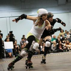 LISTEN: Roller Derby is becoming increasingly popular! http://boo.fm/b1118206