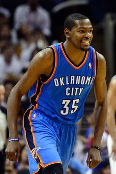 KD Is awesome!! One of the best players in the playoffs.
