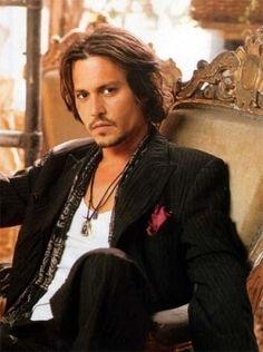 Johnny Depp by loracia