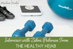 Interview with Zahra Pedersen From The Healthy Hijab. Click to read or pin and save for later!