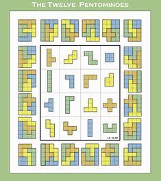 4×4 pentominoes | Math Munch