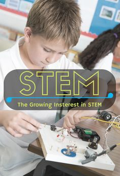 STEM Programs and the Growing Interests from Companies