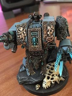 Tagged with warhammer Shared by FrostySloth. Warhammer 40k Space Wolves, Warhammer Art, Warhammer Models, Warhammer 40k Miniatures, Warhammer 40000, Tyranids, Fantasy Battle, Garra, Fantasy Miniatures