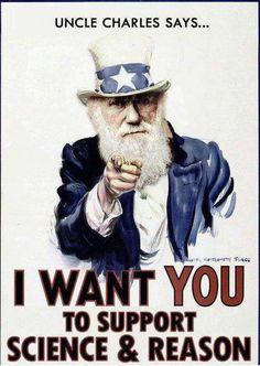 Si lo dice el gran Charles Darwin...