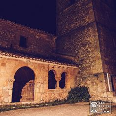 #Church of St. Michael the Archangel in Andaluz (Soria #Spain) #Iglesia de San Miguel Arcángel en #Andaluz (#Soria #España) #EstaEs_Soria #EstaEs_CastillaLeon #MedievalWorld #CyL #CastillaYLeon #CyLEsVida #VisitCyL #FotografiaNocturna #NightPhotography #LongExposure #LargaExposicion #LargaExposicionNocturna #DaveKustomShots. More at http://bit.ly/DKSNstgrm