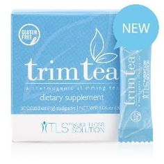 Back in stock today! Best tea for weight loss! trim Tea. Drink one cup of tea a day, burning your fat away