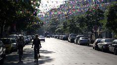 Das Leben feiern im Bezirk der guten Laune >> Bergmannstrasse in Berlin