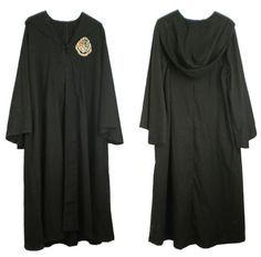 DIY Harry Potter Hogwarts Wizard Robe