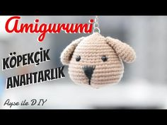 Amigurumi Örgü Anahtarlık Köpek Yapımı 🐶 #ayseilediy - YouTube Knitted Shawls, Crochet Hats, Dog Keychain, African Elephant, Youtube, Diy Toys, Knitting Needles, Knitting Patterns, Hello Kitty