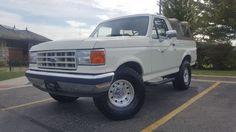 1989 Ford Bronco BRONCO
