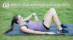 If your postpartum abdominal separation is wider than 2.5 finger widths, you have diastasis recti. Here are some tips on how to heal diastasis recti safely.