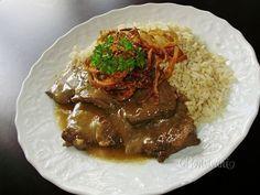 Viedenská roštenka Beef, Food, Meat, Essen, Meals, Yemek, Eten, Steak