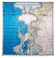 Jueves 1 de octubre 19hs. COLECCION ENGELMAN-OST Avda. Gral. Rondeau 1426 C.P. 11100 Montevideo – URUGUAY  Mi obra ha girado siempre sobre el eje del territorio, cómo lo percibimos, cómo lo recorremos y manipulamos desde sus dimensiones visibles y ocultas.