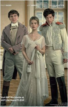 war and peace bbc tv - Google Search
