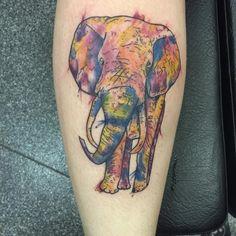 150 Artistic Watercolor Tattoos Ideas cool