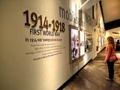 World War I Timeline, Imperial War Museum North