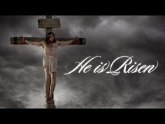 """Bible Videos - He is Risen.   Just in time for Easter, watch and share a new Christ-centered message:    """"He is Risen""""  Ponder what the Savior means to all humanity—and to you personally.  And then share the good news."""