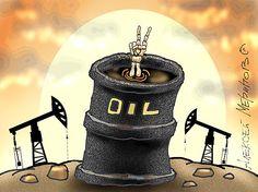 Нефть бьет рекорды непредсказуемости - Экономика, Кризис - МК