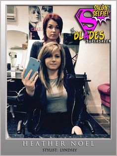 BLADES' SALON SELFIE COMPETITION Submit your entry via email to: cs@bladeshairdres... or by Private Message to our Facebook page. #salonselfie #salonselfies #bladessupersalon #supersalon #blades #bladeshairdressing #bladeshairdressinglimited #bladesbarbers #thebarbersbasement #ourimageislookinggood @bladesjersey #HeatherNoel