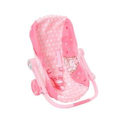Buy Zapf Baby Annabell Travel Seat from our Dolls, Doll Houses & Doll Prams range at John Lewis & Partners. Baby Annabell, Siege Bebe, Annabelle Doll, Zapf Creation, Dolls Prams, Baby Born, Baby Car Seats, Baby Dolls, Baby Strollers