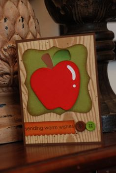 Doodlecharms - apple