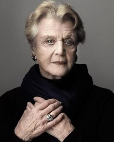 "Angela Lansbury. Photography by Marco Grob. Awarded the title of Dame earlier this year, Angela Lansbury made her name as the adored master-sleuth Jessica Fletcher in Murder She Wrote. Aged 88, she shows little sign of slowing down, currently performing in Noël Coward's Blithe Spirit at at the Gielgud Theatre. ""Here I am,"" she said, ""I still go on, you know, like the tides."""