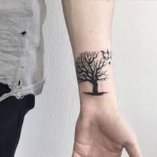 Image result for wrist tattoos trees
