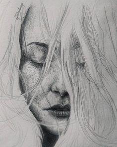 Force By qTORUKOp #force #definitely #courageous #drawing #mydrawing #freckles #redhair #red #blackandwhite #torukochan #qtorukop #qトルコp