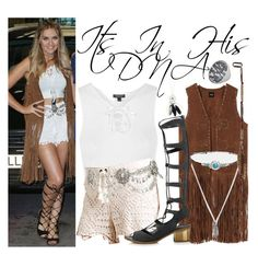 Perrie Edwards This Morning July 2015 by katiehorror on Polyvore featuring polyvore fashion style Topshop ASOS Black & Brown London clothing