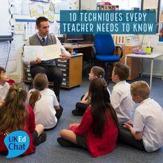 10 Techniques every teacher needs to know Need To Know, Teacher, Books, Articles, Livros, Professor, Livres, Book, Libri