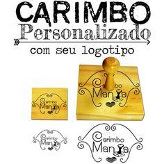 carimbo personalizado