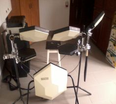 drums simmons sds9 and modul sds2000