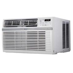 LG 15,000 BTU Window Air Conditioner  with Remote - 700 sq ft