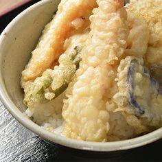 tempura groenten