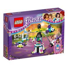 LEGO Friends Amusement Park Space Ride - 41128 | Kmart $35