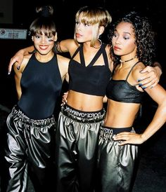 10 most essential R&B albums of the 90s . . . TLC