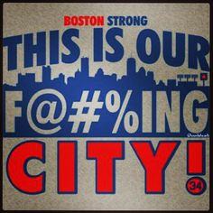 Don't F@#% with Boston