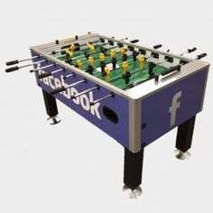 Best Custom Air Hockey Foosball Tables Images On Pinterest - Custom foosball table