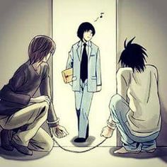 Poor Matsuda XD ... I can kinda imagine this happening