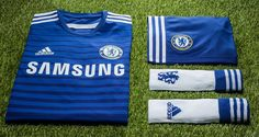 New Chelsea 14/15 Soccer Jersey