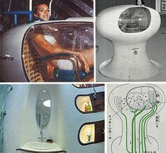 The Retro Future is Here: Houses Beyond the Year 2000 | WebUrbanist
