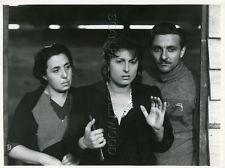 ANNA MAGNANI  AVE NINCHI L'ONOREVOLE ANGELINA 1947 VINTAGE PHOTO ORIGINAL